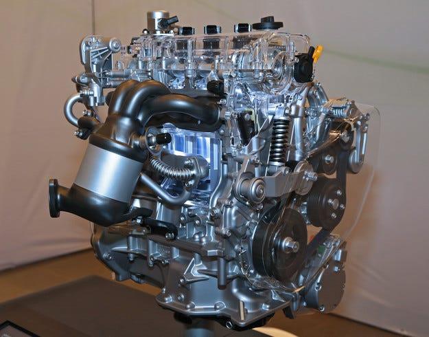 Hyundai Motor представи нов GDI двигател за хибриди