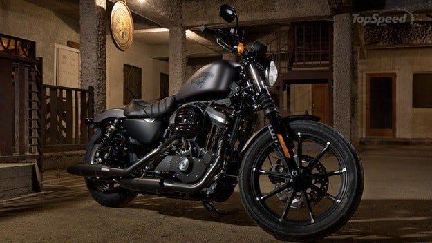 Гамата на Harley-Davidson става по-мощна през 2016