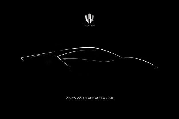 Арабската компания W Motors разработи суперавтомобил