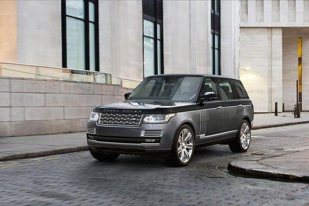 Land Rover ще пусне пряк конкурент на Bentley Bentayga