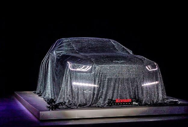 Новият премиум бранд Genesis показа първия си модел