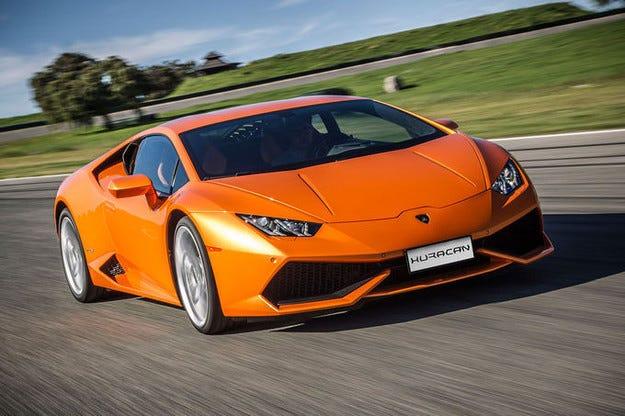 Обновеният Lamborghini Huracan изключва 5 цилиндъра