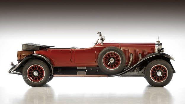 Музеят на Mercedes-Benz ще продава класически модели
