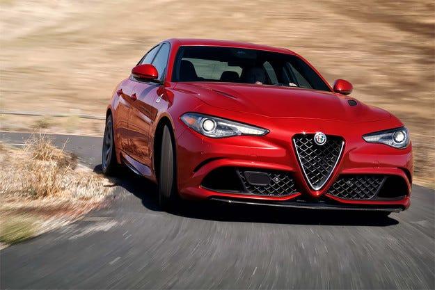 Alfa Romeo Giulia получи двигател с 276 конски сили