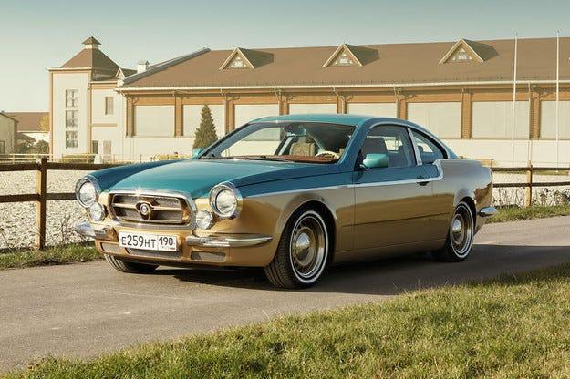 Bilenkin Vintage на база BMW M3: Толкова красиво ретро