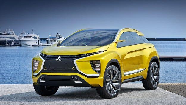 Mitsubishi  потвърди производството на нов кросоувър