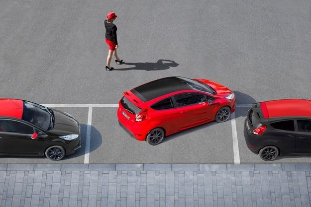 Ford Fiesta Red Еdition