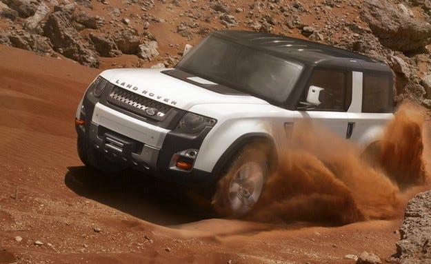 Новият Land Rover Defender ще се появи през 2018 г.