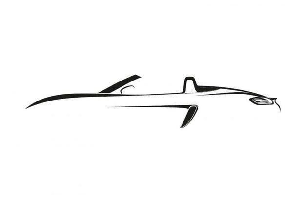 Porsche преименува спортните автомобили Boxster и Cayman