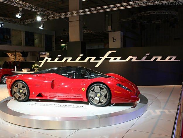 Индийската компания Mahindra купи студиото Pininfarina