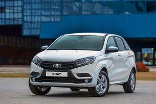 АвтоВАЗ даде старт на серийното производство на Lada Xray