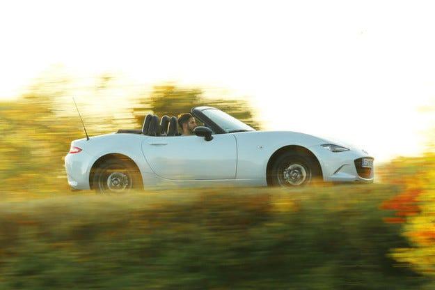 Mazda MX-5 SKYACTIVE-G 131