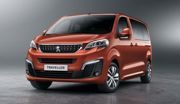 Peugeot Traveller изкара теста на EuroNCAP за трима