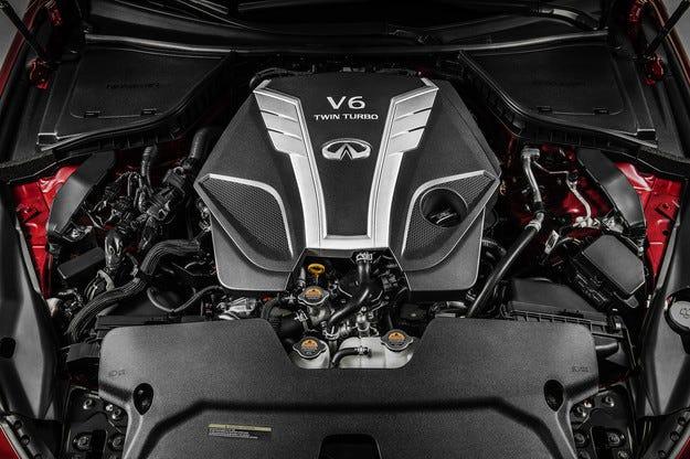 Представят най-напредничавия V6, правен от Infiniti