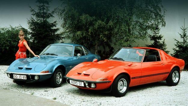 Opel ще покаже в Женева наследник на историческия GT