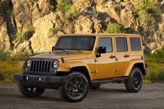 В САЩ обявиха Jeep Wrangler Unlimited за най-лош автомобил