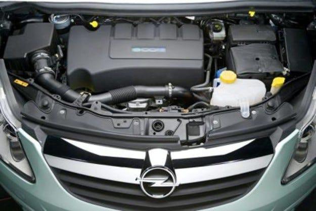 Opel Corsa Hybrid