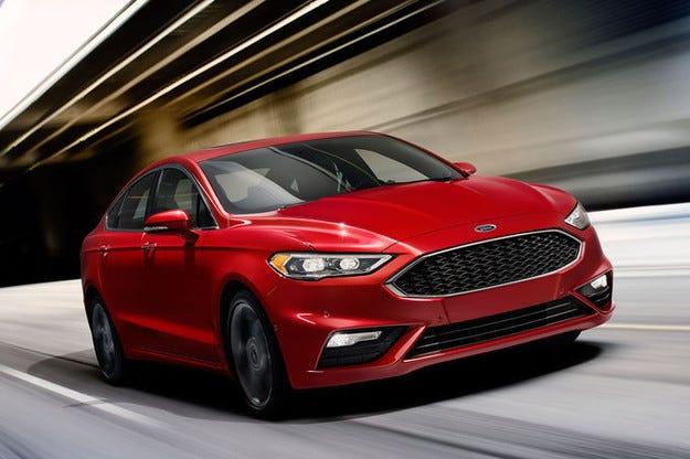 Новият Ford Fusion/Mondeo: Какви са промените в Mondeo