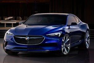Buick показа в Детройт концептуално купе с 400 к.с.