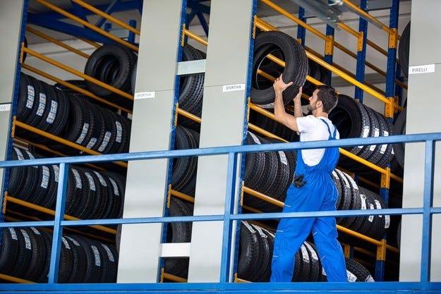 60% ръст на продажбите на зимни гуми в България
