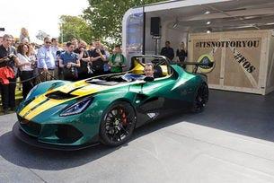 Lotus 3-Eleven: Наследник на 2-Eleven с 466 к.с.