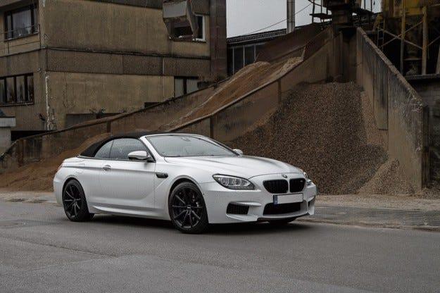 BMW M6 F12 от Noelle Motors: Открит спортист със 766 к.с.