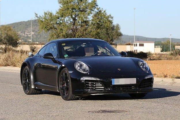 Новото Porsche 911 (2018): В очакване на осмото поколение