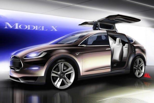 Tesla обясни защо забави старта на кросоувъра Model X