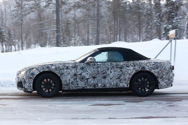 BMW Z4/Z5: Роудстърът с мек покрив идва през 2017 г.