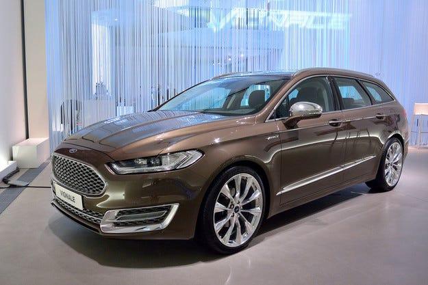 Новият Ford Mondeo Vignle пристигна в България