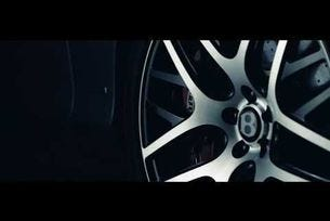 Bentley тийзър най-екстремен модел в историята