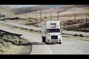 Тестват автономни камиони Otto