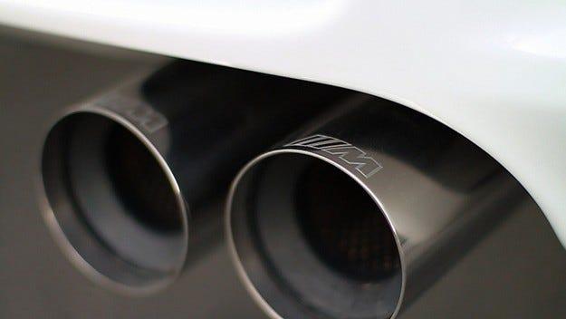 Нова изпускателна система за BMW M3
