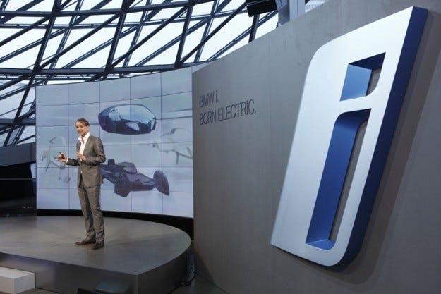 BMW i: Екомарката на баварците