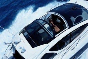 Най-скъпата яхта на изложението струва 355 000 евро