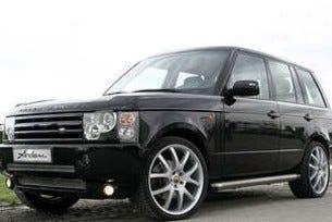 Arden Range Rover: Повече дизелова мощ