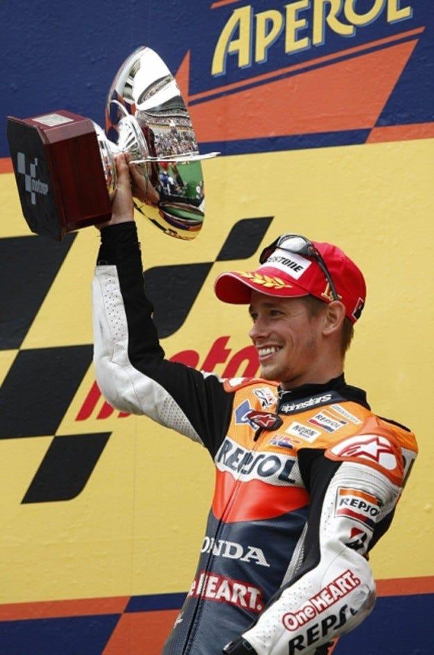 MotoGP: Стоунър предизвика Лоренсо