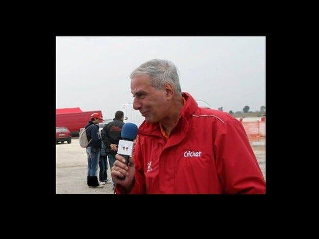 Почина спортният журналист Ричард Груев