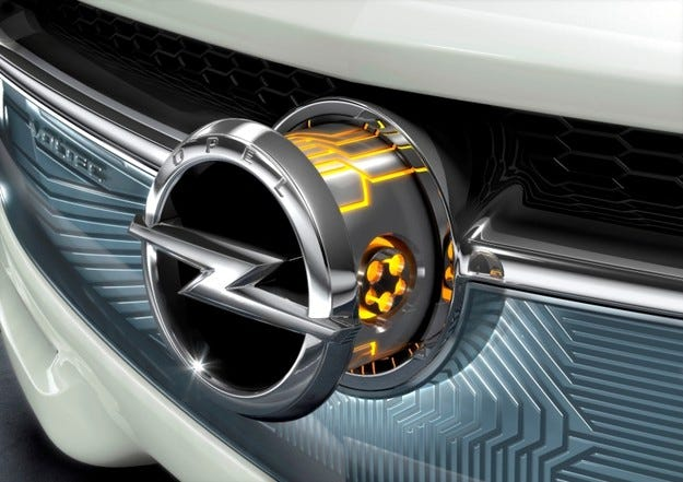 Opel разработва модел с горивна клетка