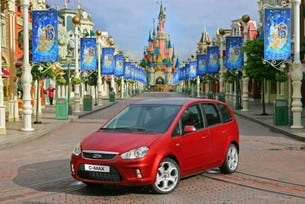 Ford - автомобилен спонсор на Euro Disney