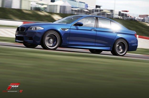 Геймъри ще спорят за истинско BMW M5 в Германия