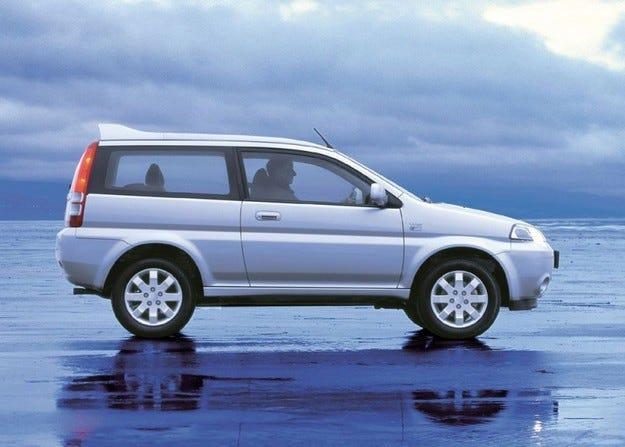 Honda HR-V е най-надеждният автомобил с двойно предаване
