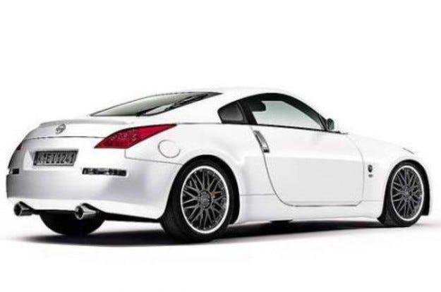 Nissan 350Z: Лимитирана Racing Edition