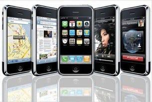 BMW: Връзка с iPhone