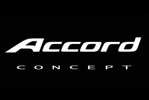 Honda Accord Coupe Concept: Предвестник