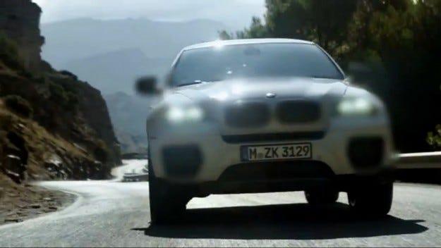 BMW X6 M50d: Изглежда като спортна машина, звучи като спортна машина