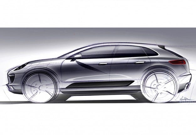 Porsche Macan: Cajun вече не е на дневен ред