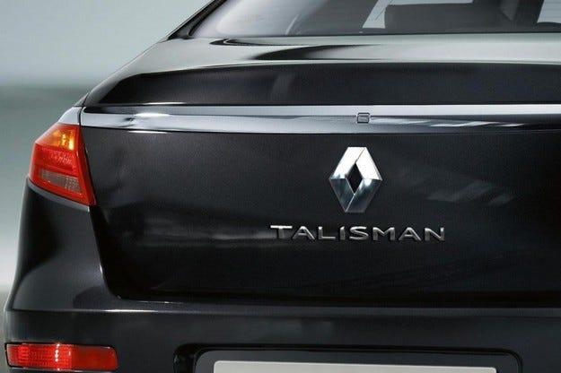 Renault Talisman: Познай кой е!