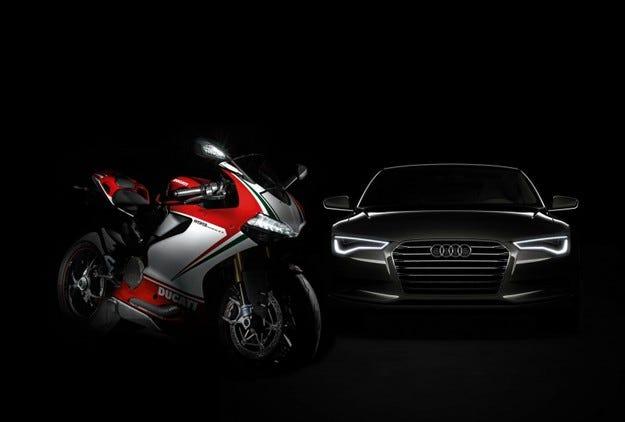 Ducati ще стане собственост на Audi
