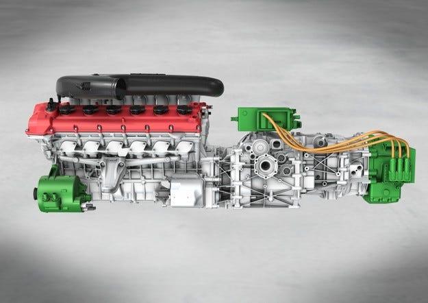 Ferrari HY-KERS 2012: Експерименталната фаза приключи